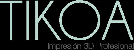Tikoa, Impresión 3D Profesional