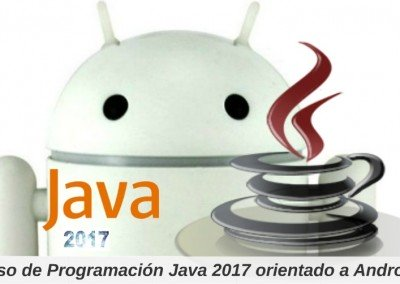 Curso de Programación Java 2018 orientado a Android