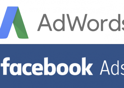 Creación de campañas con Google Adwords y Facebook Ads