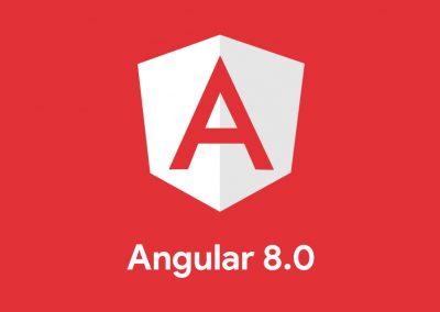 Desarrollo de Aplicaciones con Angular 8