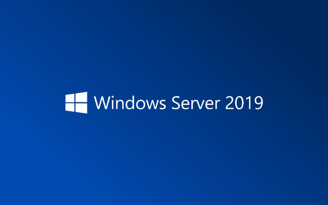 Curso de Windows Server 2019