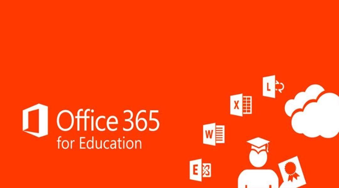 Curso de Aplicaciones Educativas con Microsoft 365